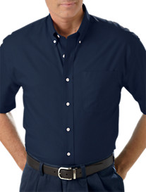 Navy Blue Button Down from Destination XL