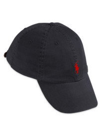 Polo BT Logo Hat