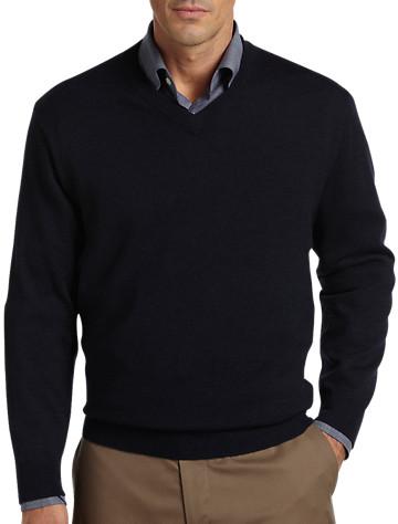 Rochester V-Neck Sweater