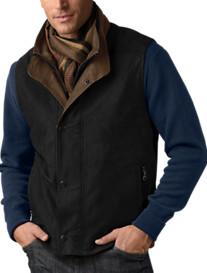 Remy Double Collar Vest