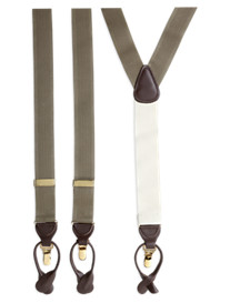 Rochester Solid Suspenders