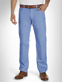 Façonnable 5-Pocket Twill Trousers