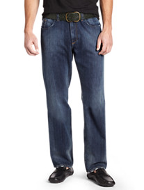 Robert Graham Montauk Slub Denim Jeans
