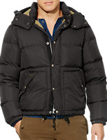 Polo Ralph Lauren® Elmwood Hooded Down-Filled Jacket