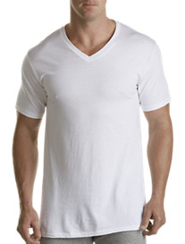 Jockey® Classic V-Neck T-Shirts – 2-pk
