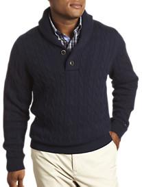 Tommy Hilfiger® Brant Shawl-Collar Sweater