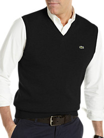 Lacoste® V-Neck Sweater Vest