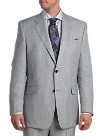 Tallia Orange Corded Sport Coat