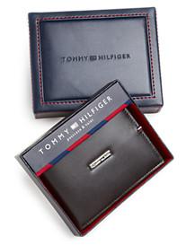 Tommy Hilfiger® Barrington Passcase Billfold Wallet