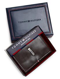 Tommy Hilfiger® Barrington Passcase Trilfold Wallet