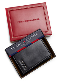 Tommy Hilfiger® Columbia Passcase Trilfold Wallet