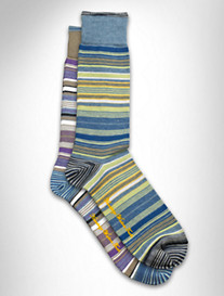 RG JIGGER STRIPE SOCK