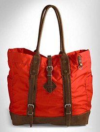 Polo Canvas Yosemite Tote Bag