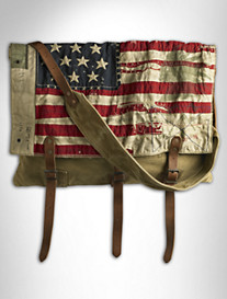Polo Flag Messenger Bag
