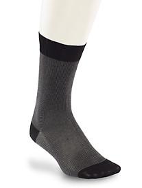 Pantherella Tewksbury Birdseye Socks