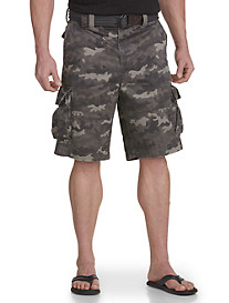 Society of One® Rumpled Cargo Shorts