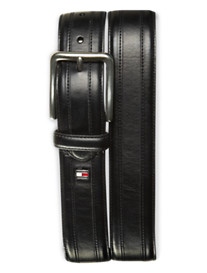 Tommy Hilfiger® Saddle Leather Casual Belt
