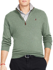 Polo Ralph Lauren® Half-Zip Sweater