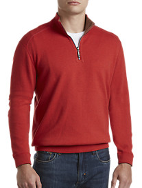Tommy Bahama® Flip Side Reversible Half-Zip Pullover