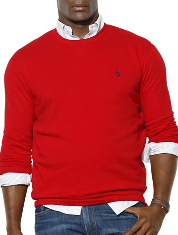 Polo Ralph Lauren® Estate Fleece Crewneck | Fleece & Sweatshirts