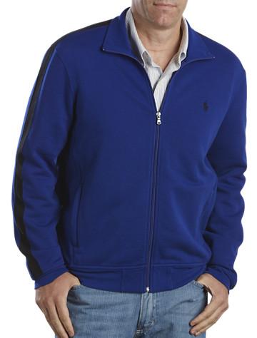 Polo Ralph Lauren® Estate Fleece Track Jacket | Fleece & Sweatshirts