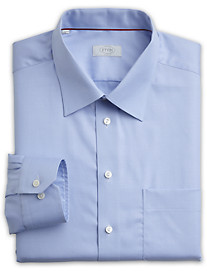 Eton® Herringbone Solid Dress Shirt