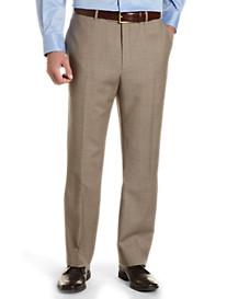Tommy Hilfiger® Flat-Front Suit Pants