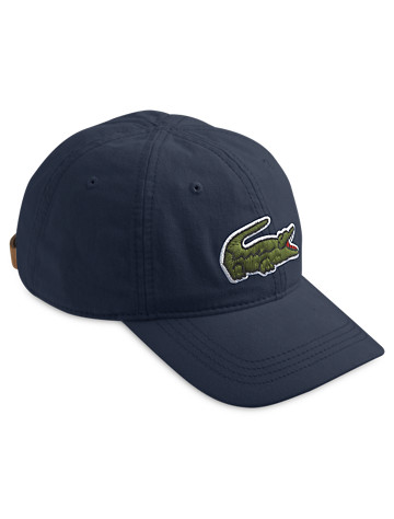 Big & Tall Lacoste® Big Croc Baseball Hat