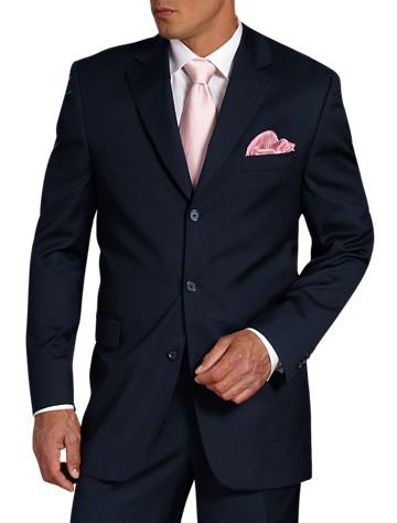 Jack Victor Nano Performance Three-Button Suit Coat – Executive Cut