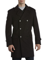 Calvin Klein® Makell Double-Breasted Coat