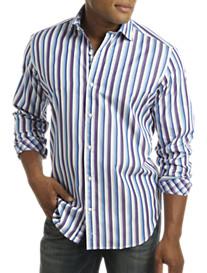 TailorByrd Multi Stripe Sport Shirt