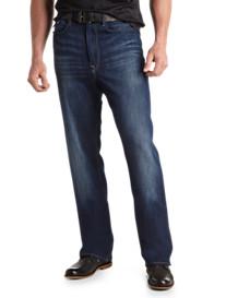 Robert Graham® Upside Down Denim Jeans