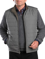 Cutter & Buck® Taber Reversible Full-Zip Vest
