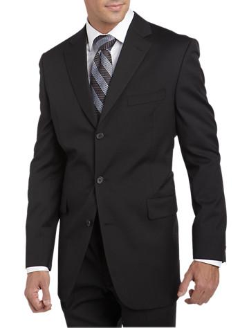 Jack Victor® Nano Performance Three-Button Suit Coat