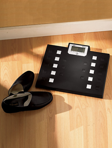 Phoenix® Talking Bathroom Scale