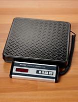 Siltec® 1,000-lb. Capacity Heavy-Duty Electronic Platform Scale