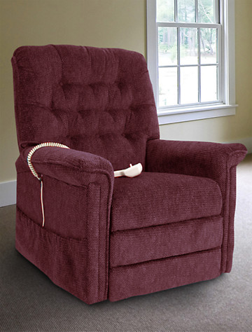 Pride® XL Mobility Chair - Full Recline - $1599.95