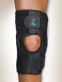 Med Spec® Gripper™ 12 in. CoolFlex™ Hinged Knee Brace