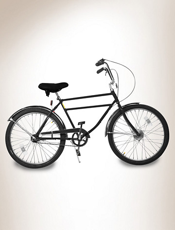 Worksman® Men's Deluxe Heavy-Duty 3-Speed Bicycle