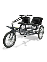 Worksman® Team Dual Trike