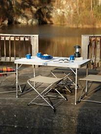 ALPS® Fold-Up Table/Stool Combo
