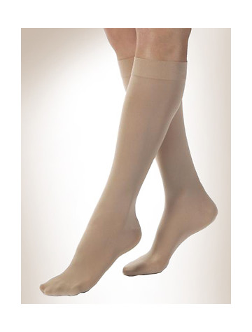Jobst® Opaque for Women 15-20 mmHg* Knee-High Closed-Toe Compression Stockings - $59.95