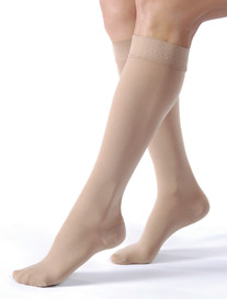 Jobst® Unisex Relief 15-20 mmHg* Knee-High Compression Stockings