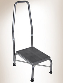 Drive Medical Foot Stool/Handrail