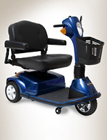 Pride Mobility™ Maxima 3-Wheel Power Scooter
