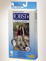 Jobst® ActiveWear Unisex 15-20 mmHg* Knee-High Compression Athletic Socks