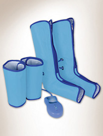 XL Air Compression Leg Wraps