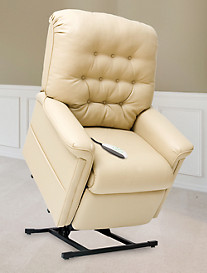 Pride® XL Ultraleather™ Mobility Chair - Full Recline