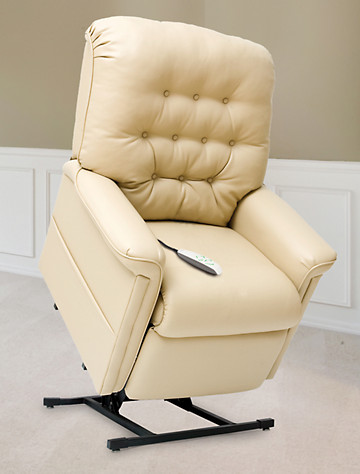 Pride® XL Ultraleather™ Mobility Chair - Full Recline - $2199.95
