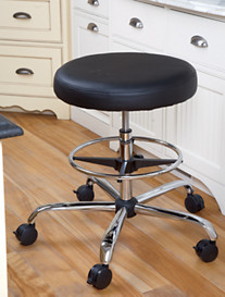 LivingXL® Adjustable High Stool